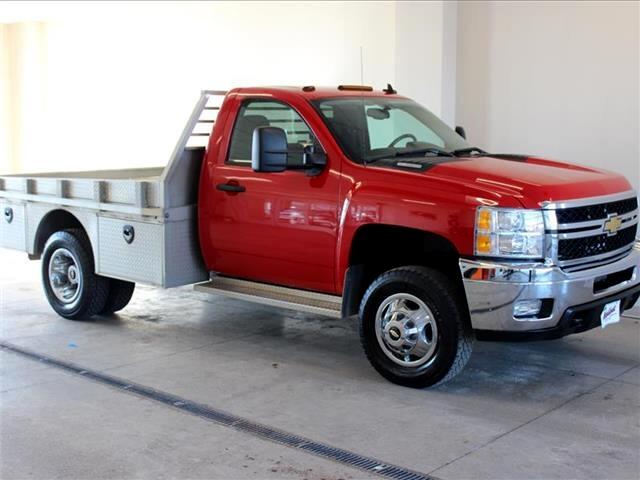Chevrolet Silverado 3500HD LT Long Box 4WD 2013