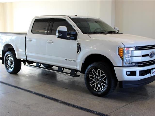 Ford F-250 SD King Ranch Crew Cab 4WD 2017