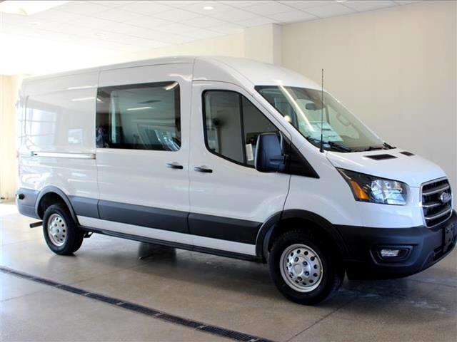 Ford Transit 350 Van Low Roof w/Sliding Pass. 130-in. WB 2020