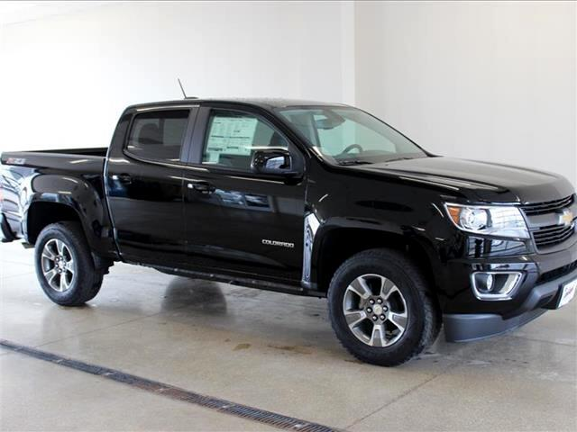 Chevrolet Colorado Z71 Crew Cab 4WD Short Box 2020