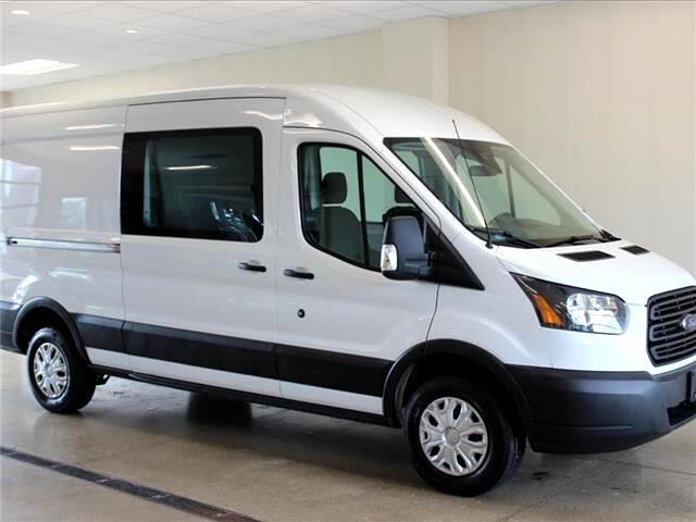 Ford Transit 250 Van Med. Roof w/Dual Sliding 148-in. WB 2016