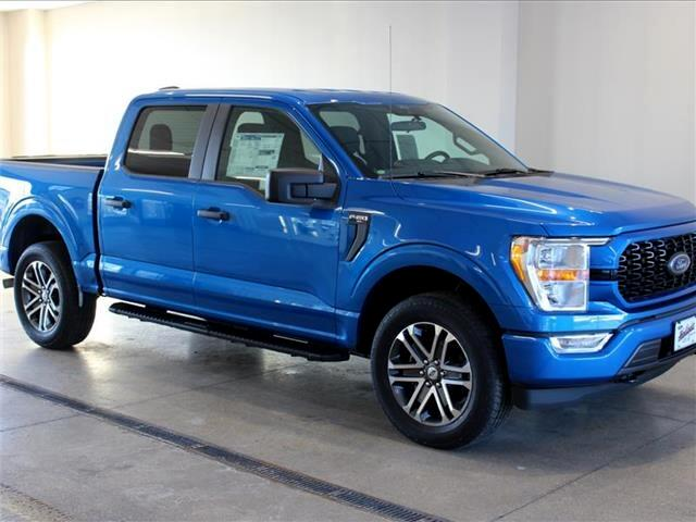 Ford F-150 XL SuperCrew 6.5-ft. Bed 4WD 2021