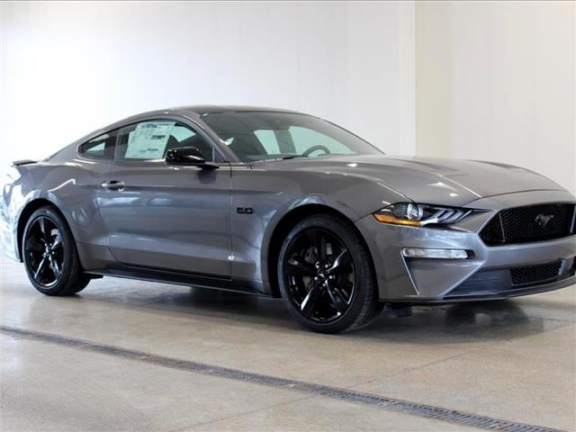 Ford Mustang GT Premium Coupe 2021