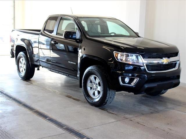 Chevrolet Colorado Work Truck Ext. Cab 4WD 2018
