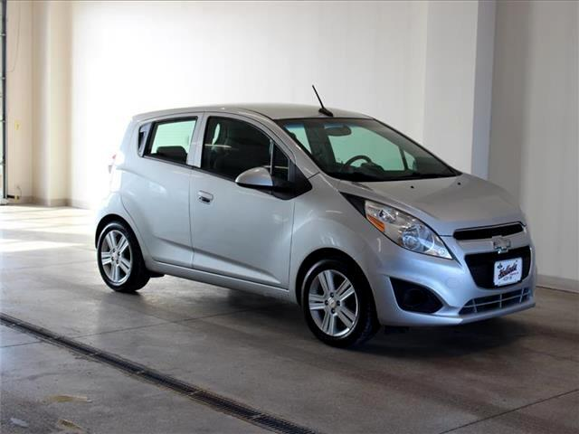 Chevrolet Spark LS Manual 2013