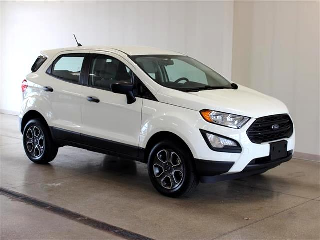 Ford EcoSport S AWD 2021