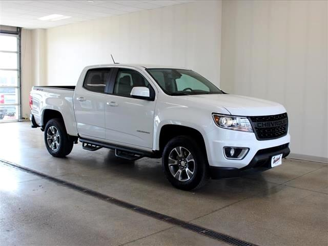 Chevrolet Colorado Z71 Crew Cab 4WD Short Box 2019