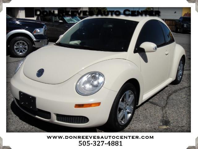 2006 Volkswagen New Beetle TDi