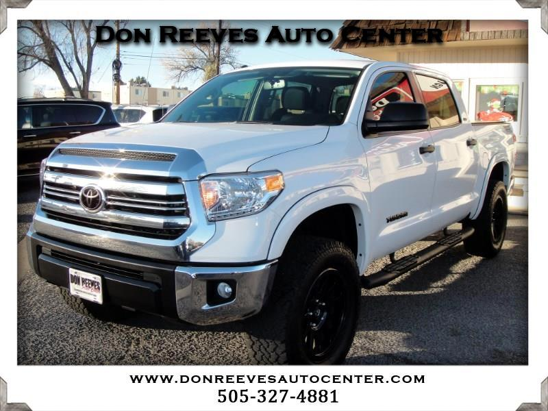 2017 Toyota Tundra TSS LIFTED CREWMAX 2WD
