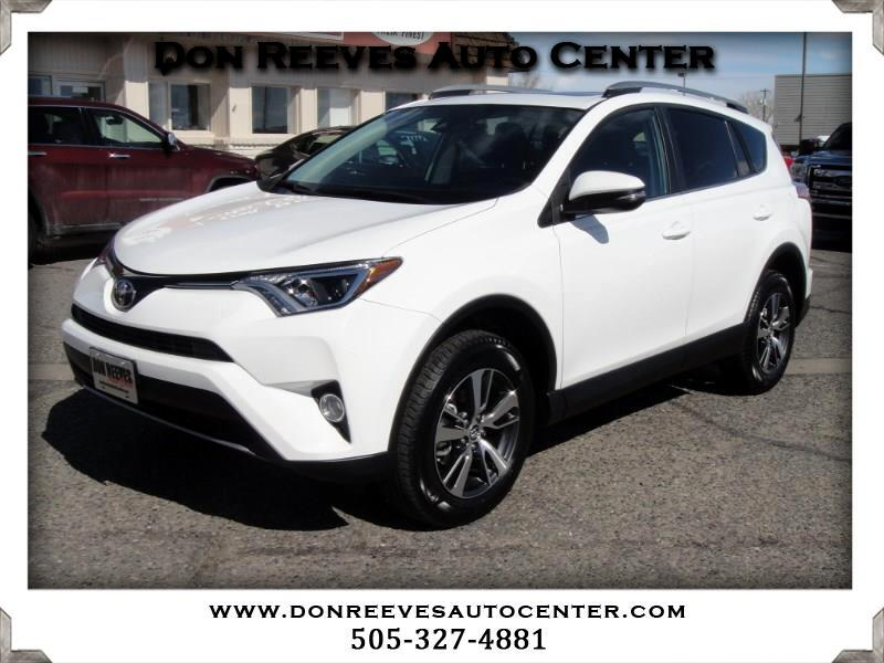 2018 Toyota RAV4 XLE PLUS VALUE PKG AWD