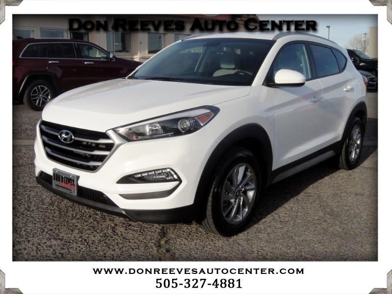 2018 Hyundai Tucson SEL AWD