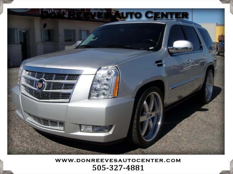 2014 Cadillac Escalade Platinum AWD
