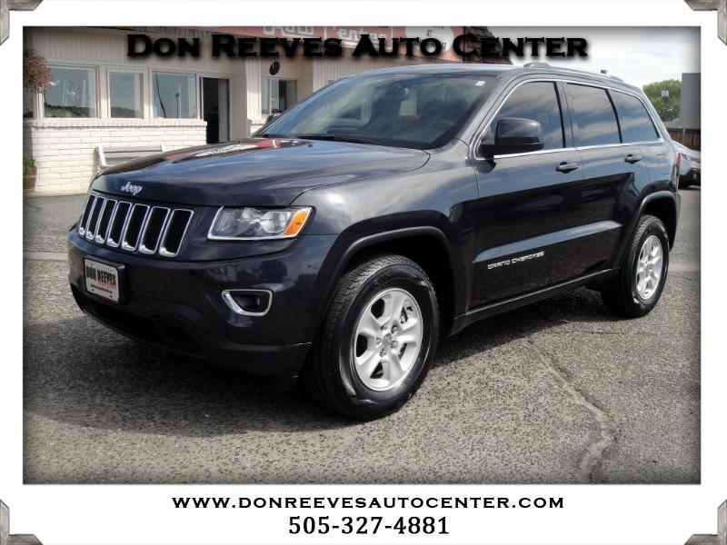 2015 Jeep Grand Cherokee Laredo E 4x4