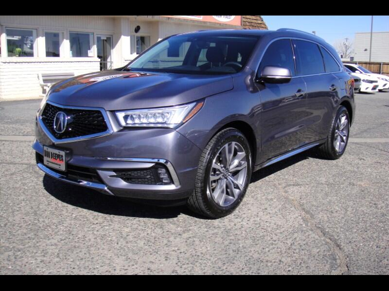 Acura MDX 9-Spd AT SH-AWD w/Advance Package 2019