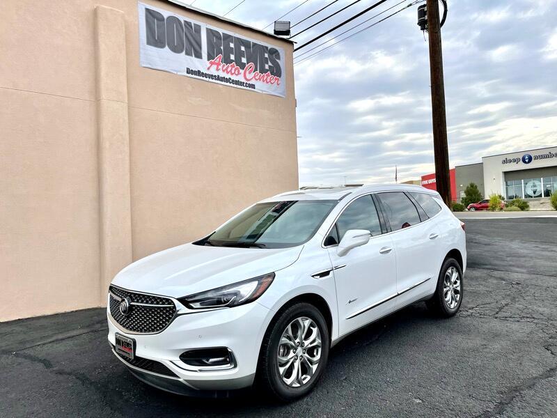 Buick Enclave Avenir AWD 2019