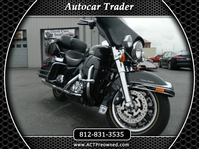 2008 Harley-Davidson FLHTCU Base