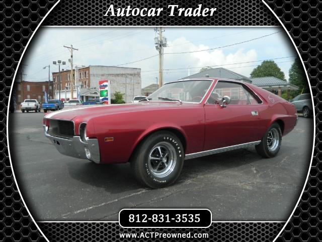 1968 AMC AMX Coupe