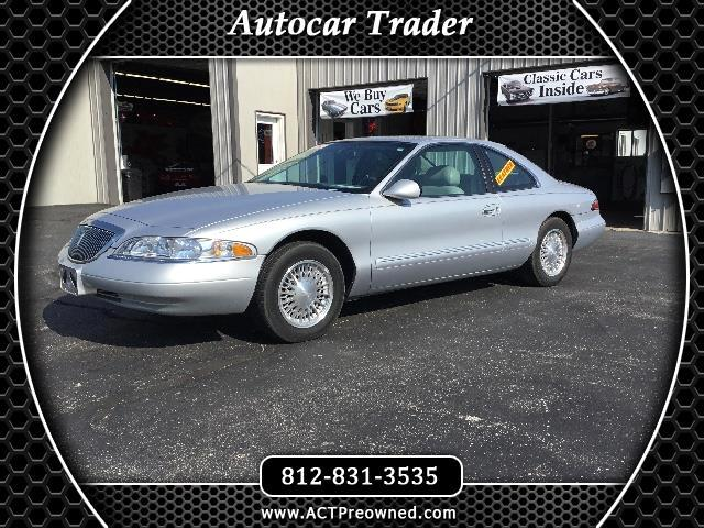 1997 Lincoln Mark VIII Base