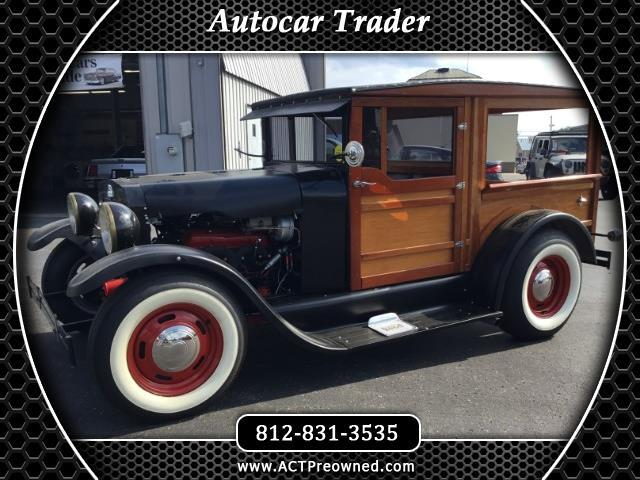 1927 Ford Model T Woody Wagon
