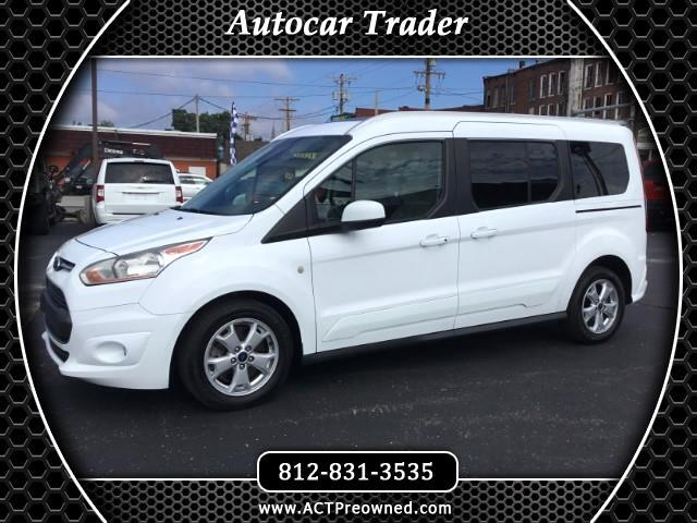 2014 Ford Transit Connect Wagon Titanium w/Rear Liftgate LWB