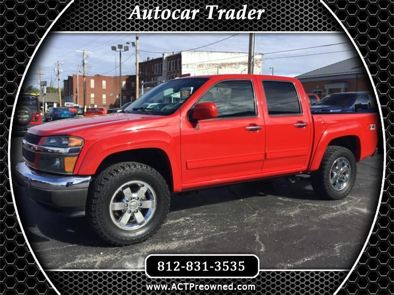 2010 Chevrolet Colorado Z71 Crew Cab 4WD