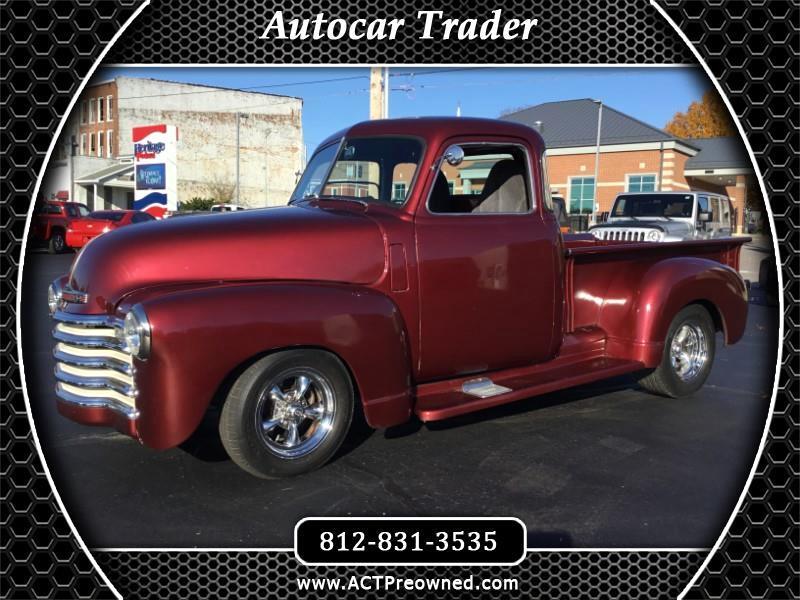 1947 Chevrolet 5 Window Pick up