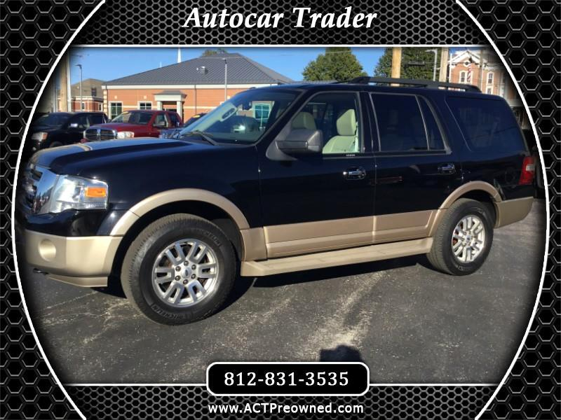 2012 Ford Expedition XLT Premium 5.4L 4WD