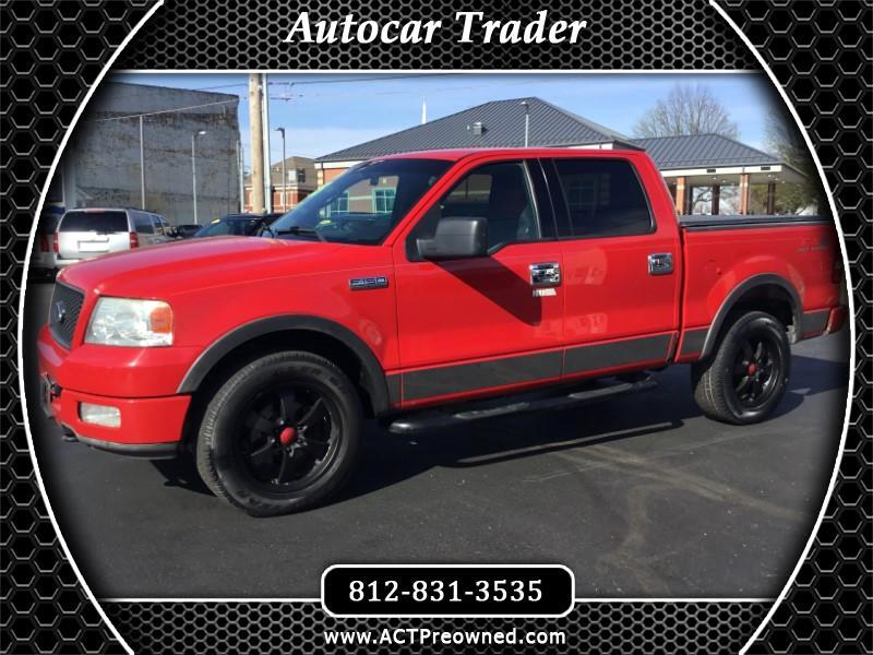2004 Ford F-150 FX4 SuperCrew 4WD