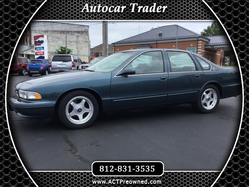 1995 Chevrolet Caprice Classic Impala SS