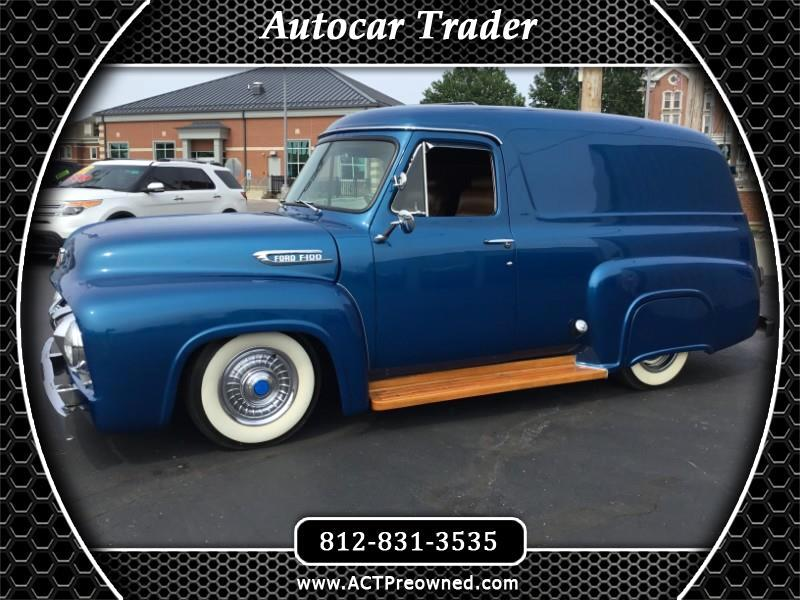 1954 Ford F-100 Panel Truck