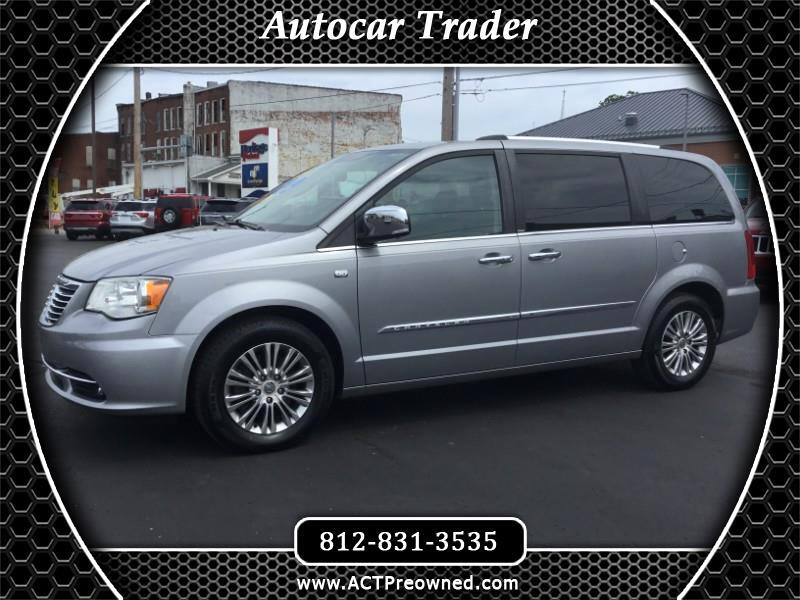 Chrysler Town & Country 4dr Wgn Touring w/Leather 30th Anniversary 2014