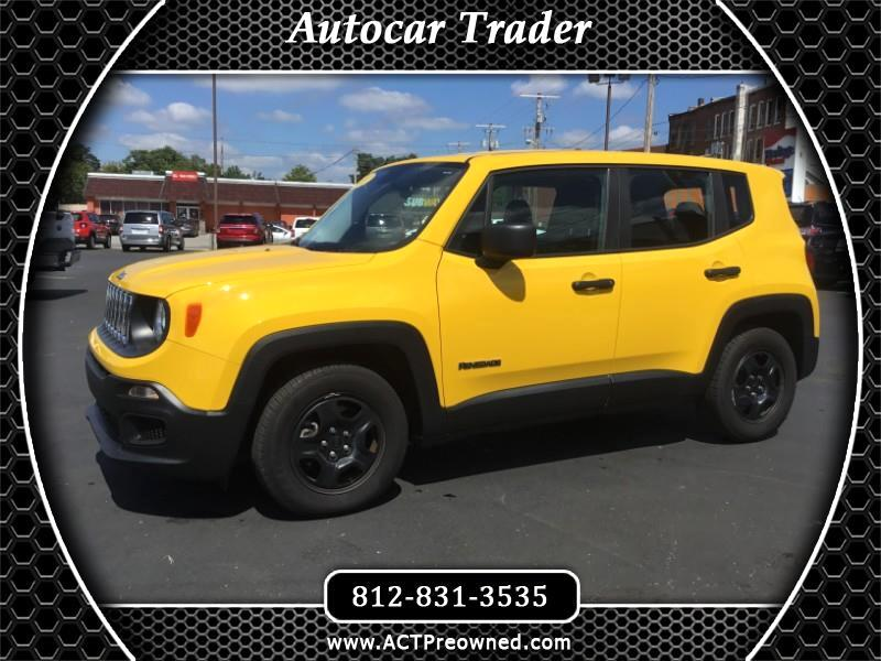 2017 Jeep Renegade Sport FWD