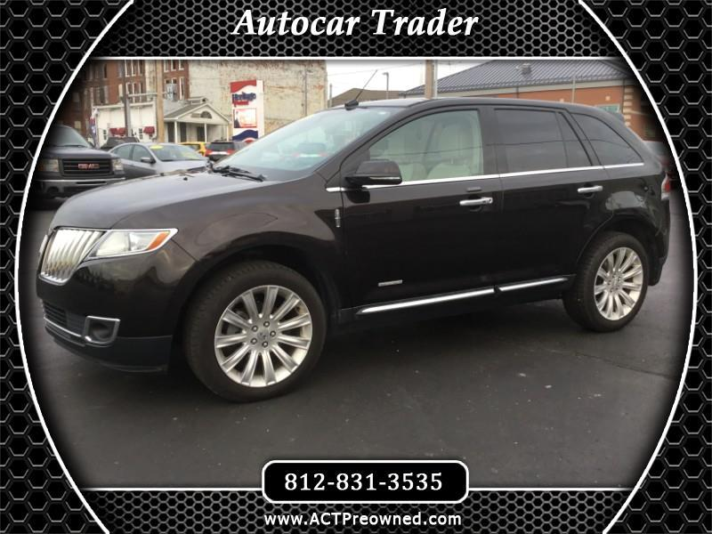 Lincoln MKX AWD 2014