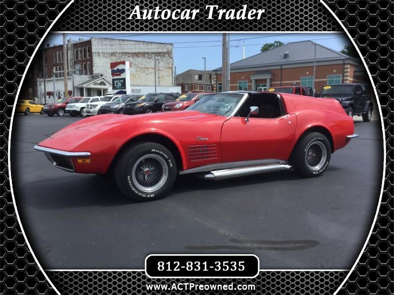 Chevrolet Corvette 2dr Coupe Hatchback 1969