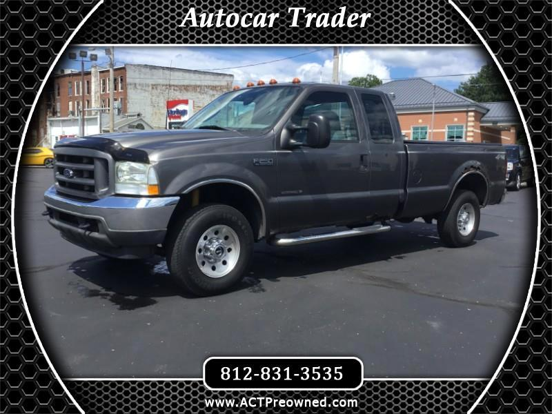 Ford F-250 SD XL SuperCab 4WD 2003