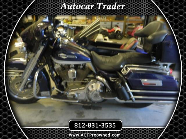 1997 Harley-Davidson FLHT Base