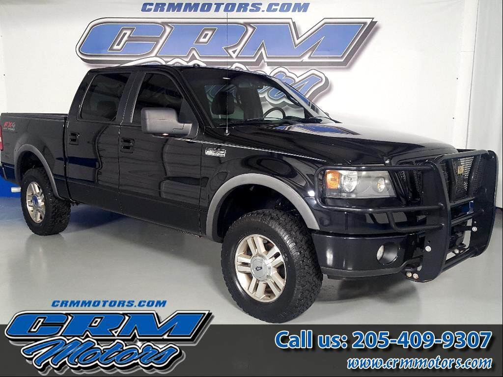 2008 Ford F-150 4WD SuperCrew 139