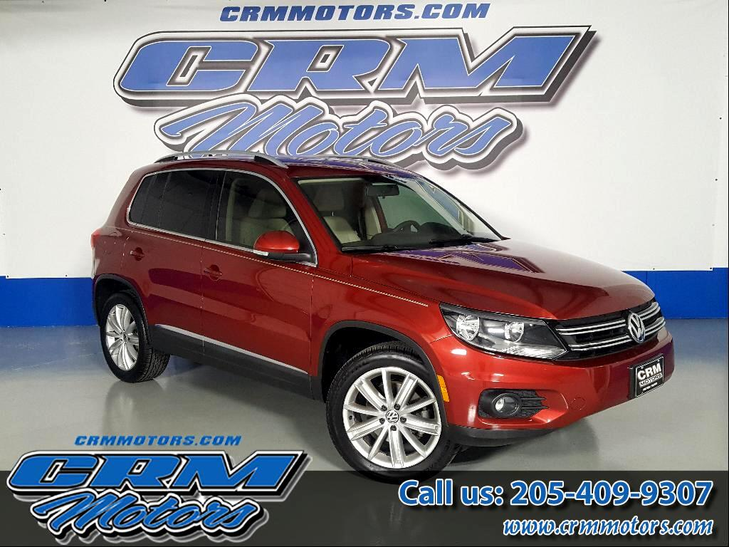 2013 Volkswagen Tiguan 2WD 4dr Auto SE w/Appearance