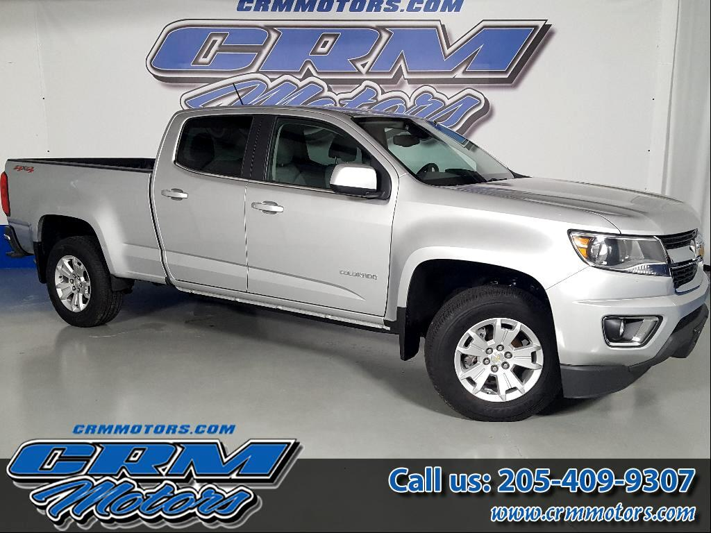 2015 Chevrolet Colorado LT2 4WD