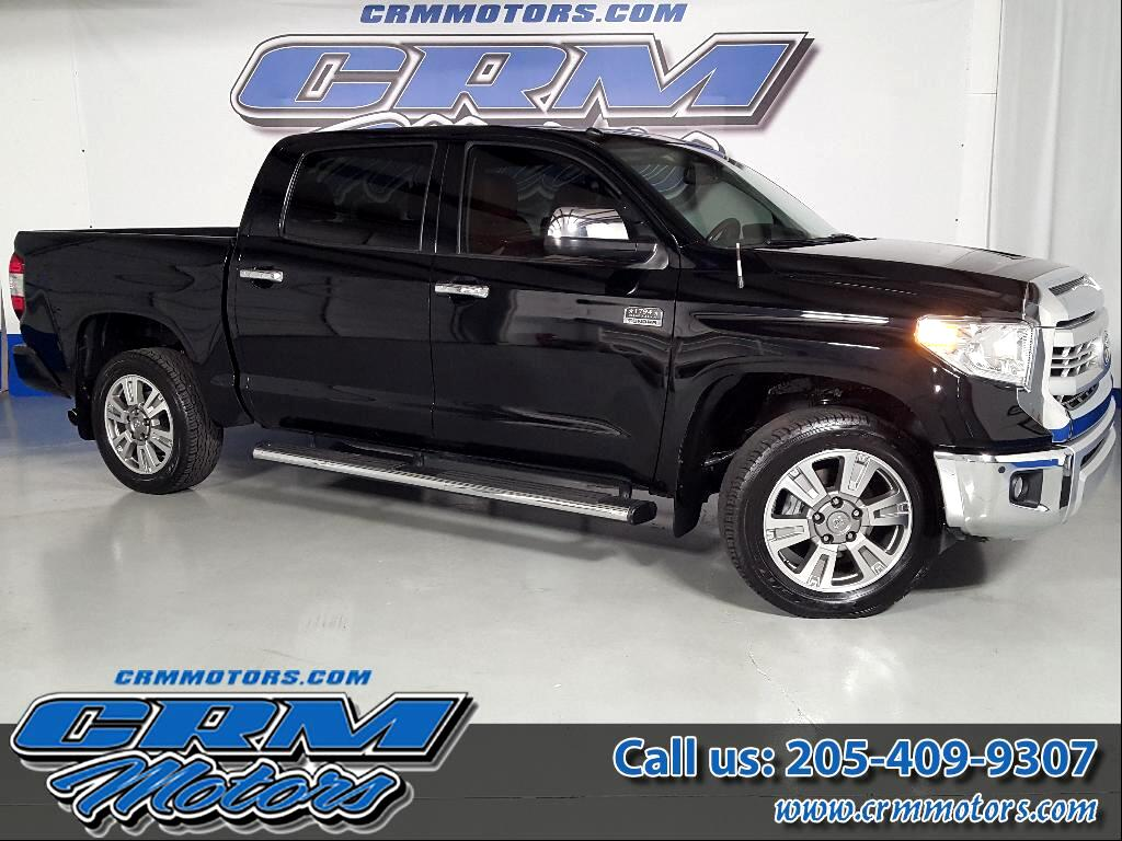 2014 Toyota Tundra 1794 EDITION 5.7L 4X4 FULLY LOADED!