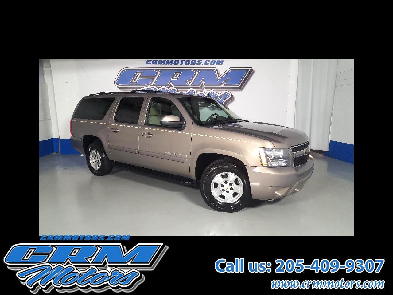 2007 Chevrolet Suburban 2WD 4dr 1500 LT w/1LT