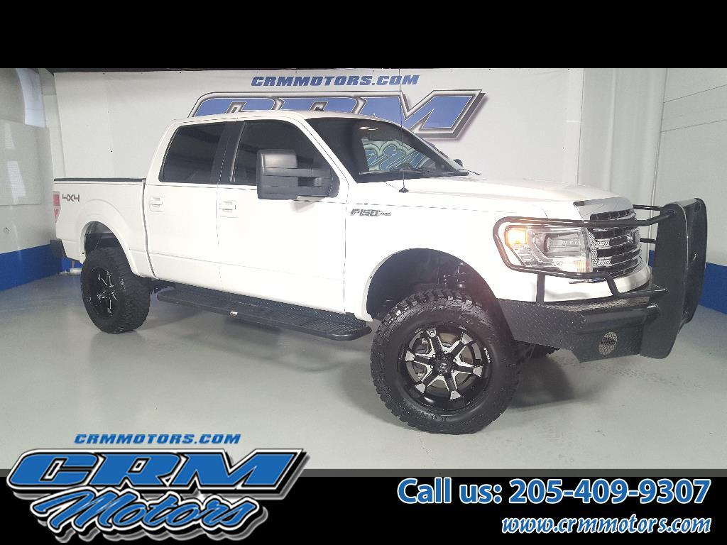 2013 Ford F-150 Supercab 139