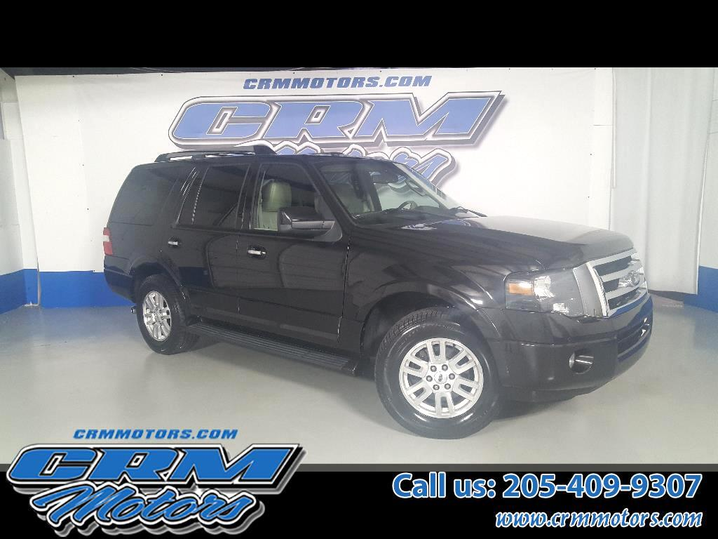 2014 Ford Expedition LIMITED, FULLY LOADED, BLACK ON BLACK, CLEAN!