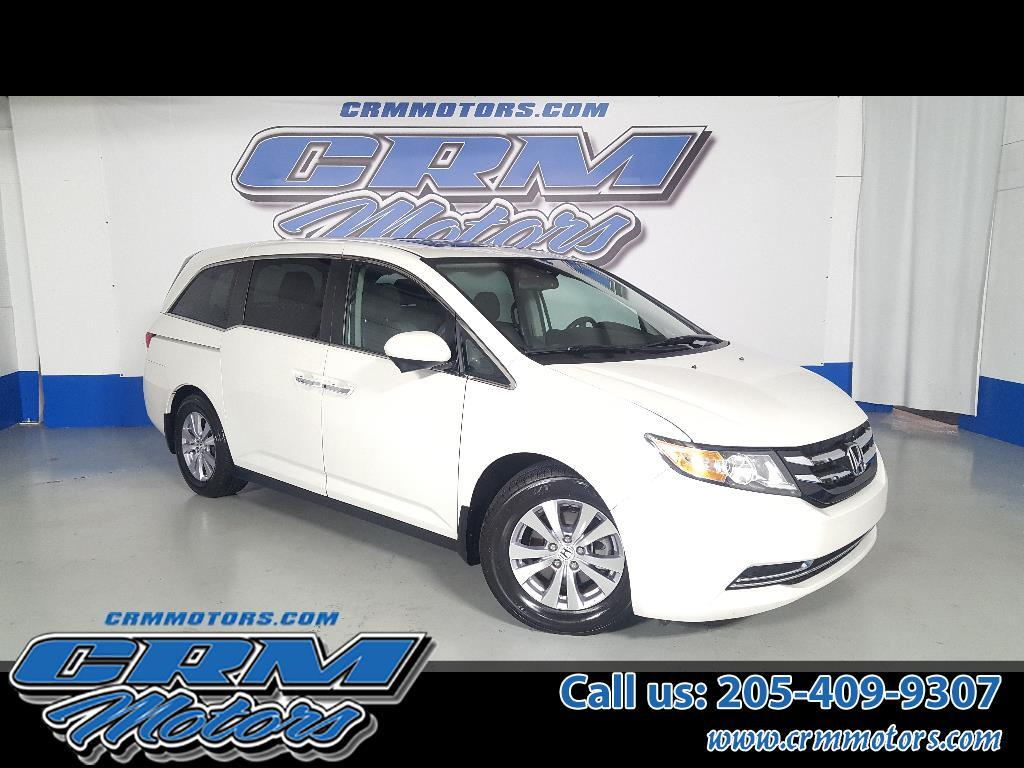 2015 Honda Odyssey EX-L LEATHER, CLEAN, ONE OWNER, NO ACCIDENTS!