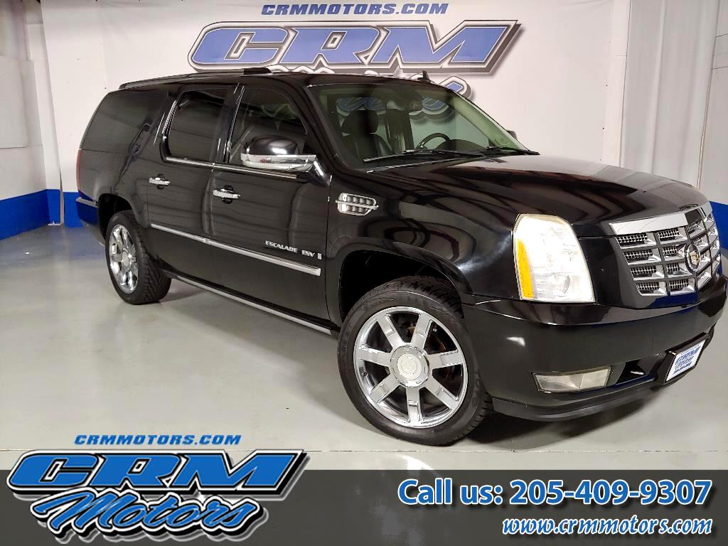 2007 Cadillac Escalade ESV AWD 4dr Luxury