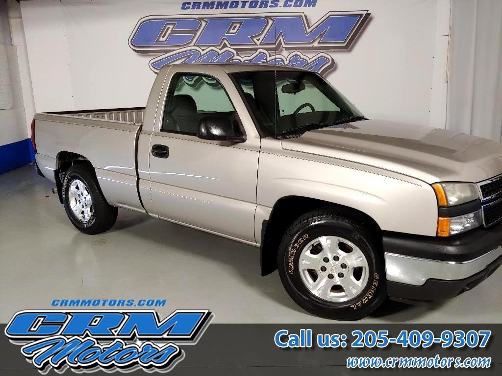 "2007 Chevrolet Silverado 1500 Classic 2WD Reg Cab 119.0"" Work Truck"