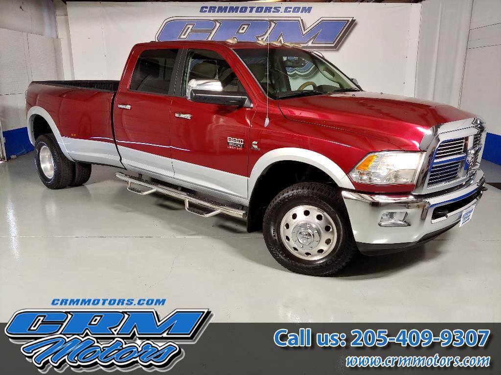 """2012 RAM 3500 4WD Crew Cab 169"""" Laramie"""