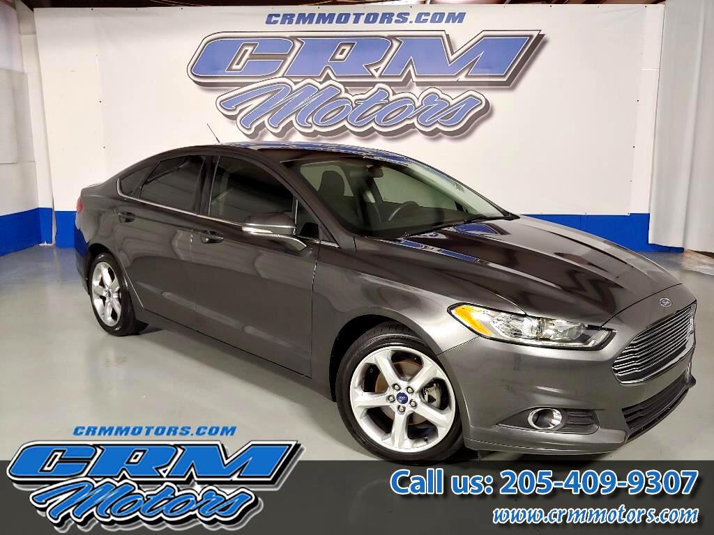 2016 Ford Fusion 4 DOOR SEDAN, SMOOTH RIDE, GREAT GAS MILEAGE, SAFE