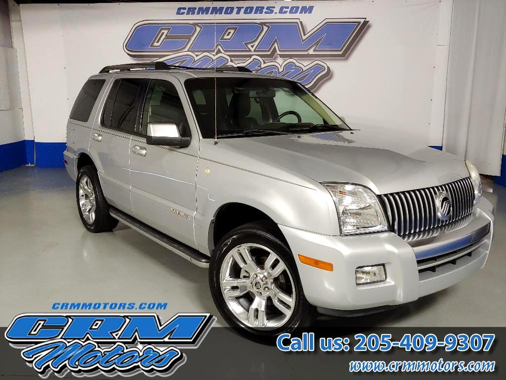 2010 Mercury Mountaineer AWD PREMIER PACKAGE, LEATHER, SUNROOF, & MORE!