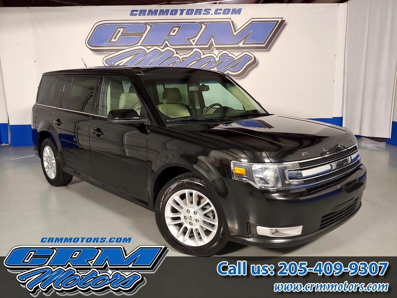 2013 Ford Flex 4 DOOR PARTY WAGON! SEL FULLY LOADED! GREAT GAS MI